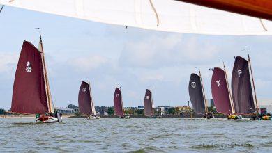 Photo of De winnaars van de Friese Hoek Race